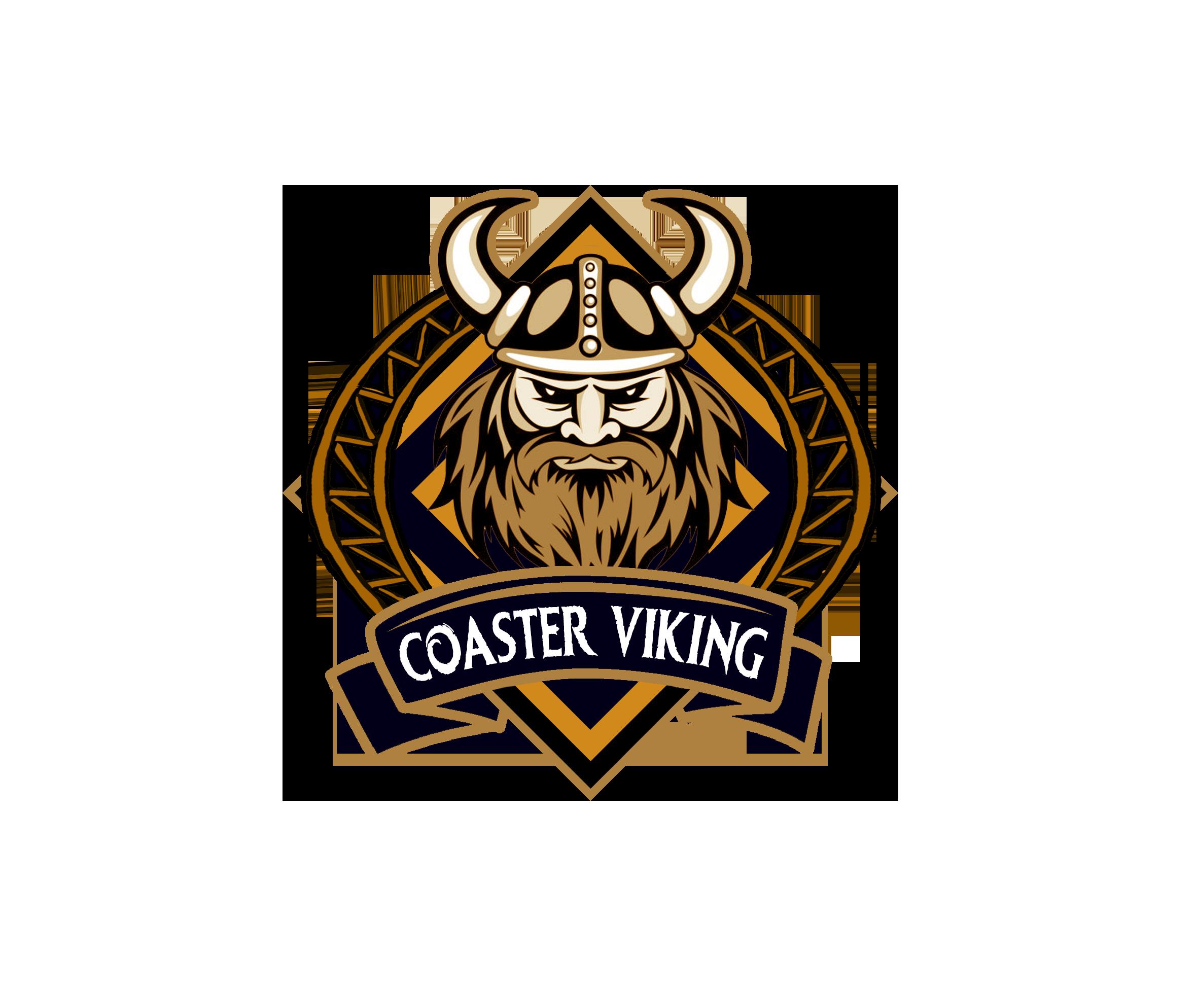 Coaster Viking