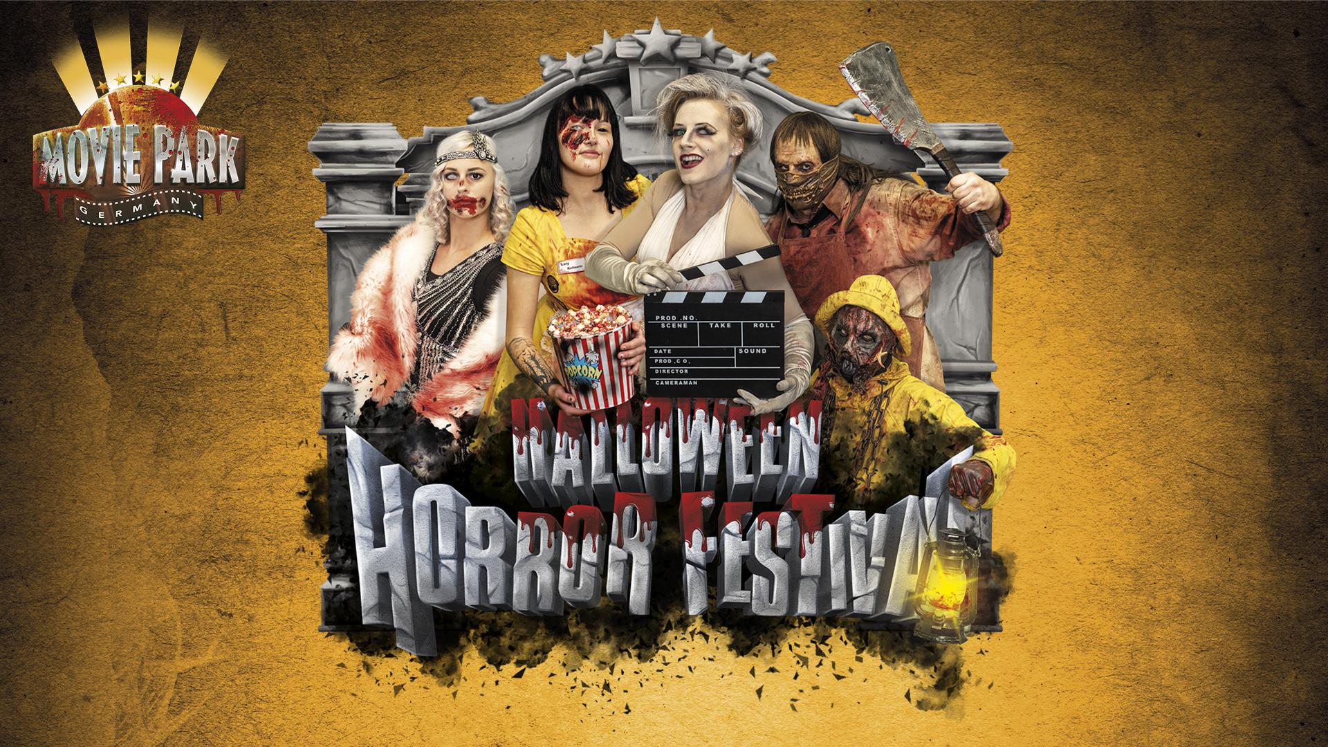 Jetzt beginnt der wahre Horror des Jahres 2020! Das Halloween Horror Festival zieht Besucher ab Oktober wieder 23 Tage lang in seinen dunklen Bann
